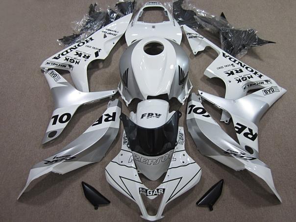 HONDA CBR600RR 2007-2008 Комплект пластика