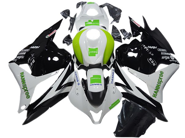 HONDA CBR600RR 2009-2012 Комплект пластика