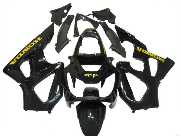 HONDA CBR929RR 2000-2001 Комплект пластика