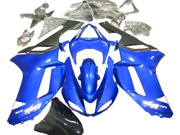 KAWASAKI ZX-6R 2007-2008 Комплект пластика