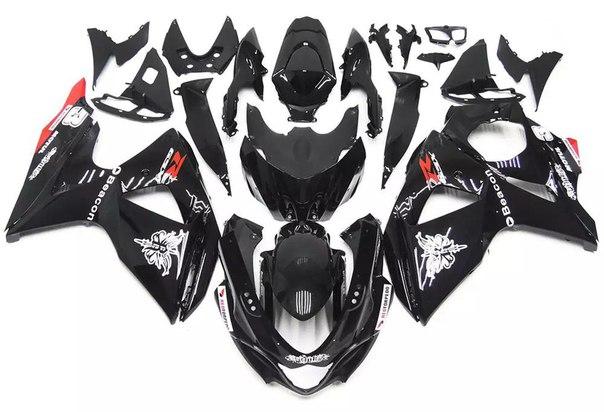 SUZUKI GSX-R 1000 2009-2016 Комплект пластика