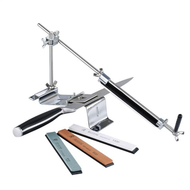 Точильный станок RPro ks02 Металл 120#, 320#, 600#, 1500# для ножей