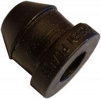 Заглушка GH  с резинкой для трубки EL0516