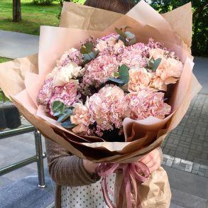 Букет «Bouquet of carnations»