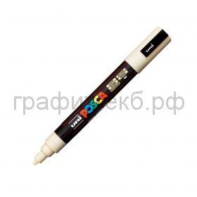 Маркер декоративный UNI POSKA 1,8-2,5мм слоновая кость цвет46 PC-5M