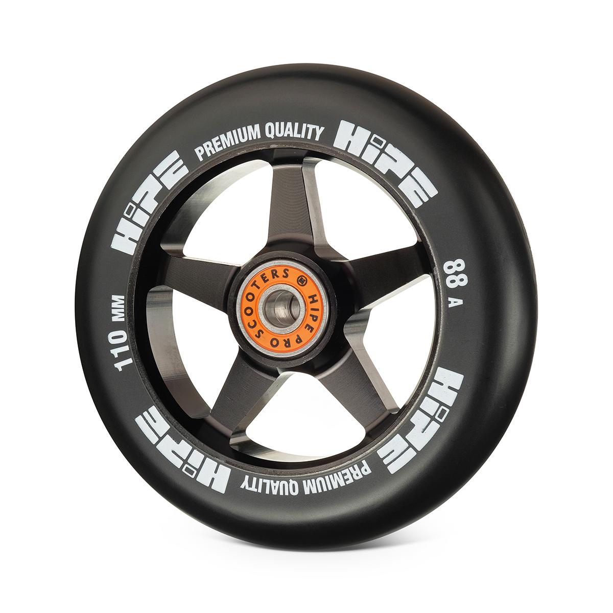 Колесо HIPE H09 110мм черный