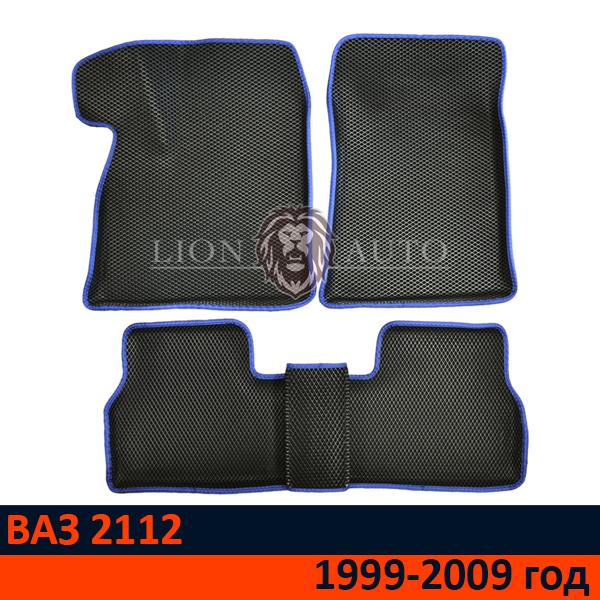 EVA коврики 3D на ВАЗ 2112 (1999-2009г)