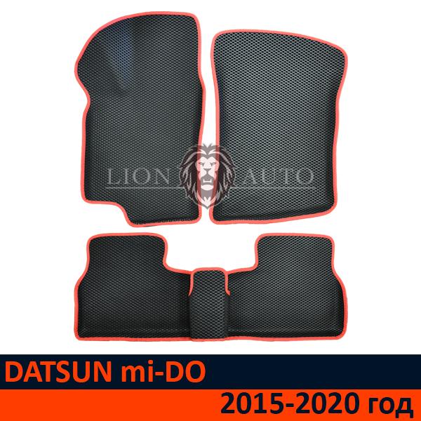 EVA коврики 3D на DATSUN mi-DO (2015-2020г)