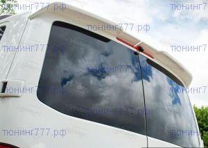 Спойлер двери багажника, Gaoblao, под окраску