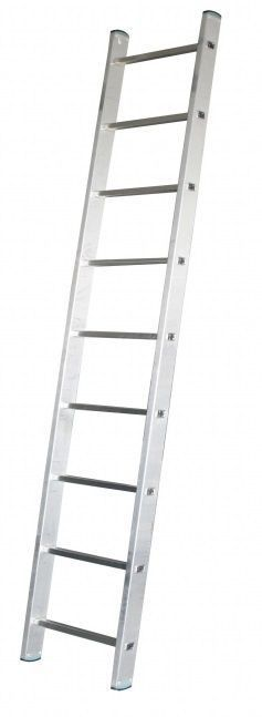 Лестница приставная алюминиевая 1*9