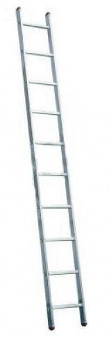 Лестница приставная алюминиевая 1*10