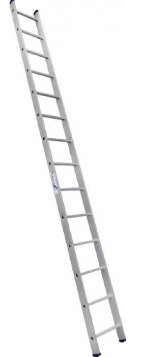 Лестница приставная алюминиевая 1*14