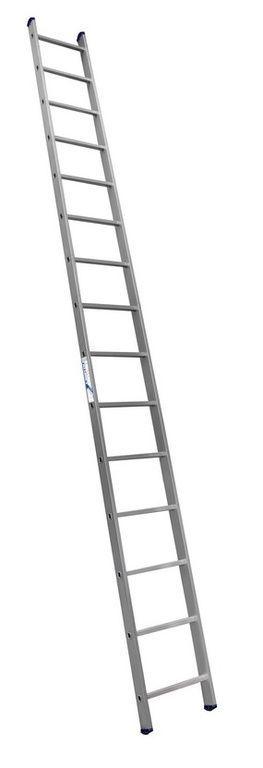 Лестница приставная алюминиевая 1*15