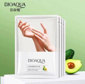 BIOAQUA Avocado Маска-перчатки для рук с экстрактом авокадо, 35 гр