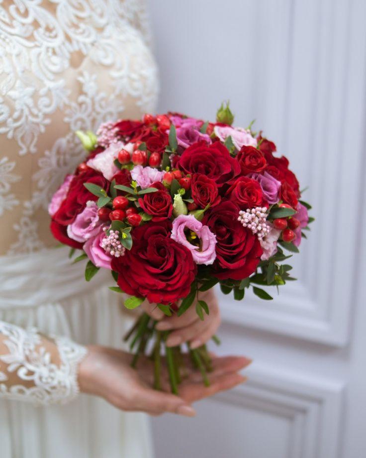 "Букет невесты ""Миледи"""