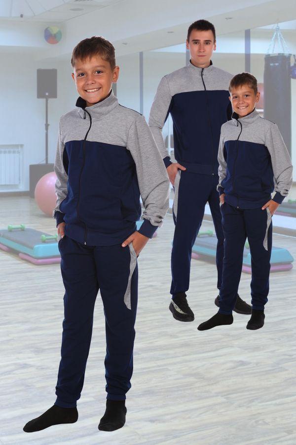 Костюм Корвин детский [синий]