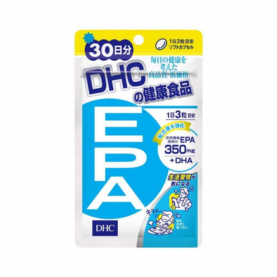 DHC EPA  Омега-3