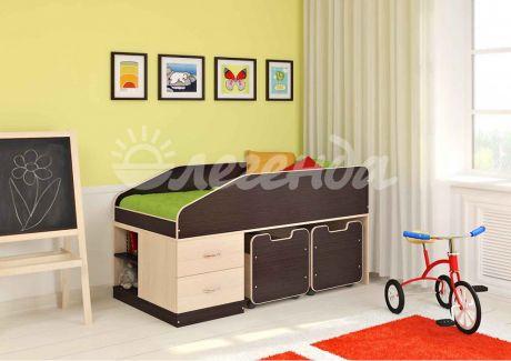 Детская кровать Легенда 8
