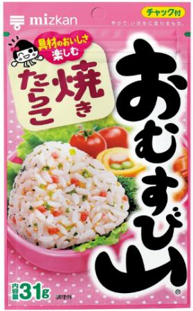 Приправа Фурикаке для риса с икрой трески