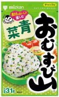 Приправа Фурикаке для риса с кунжутом и овощами