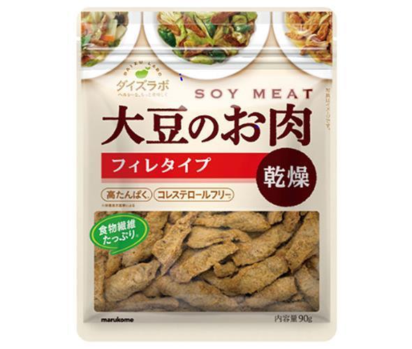 Соевое мясо Marukome