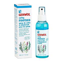 Gehwol Caring Footdeo - Дезодорант для ног 150 мл