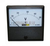ПрофКиП Э80В Вольтметры щитовые переменного тока фото
