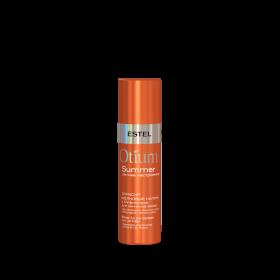 Эликсир «Шёлковые капли» с UV-фильтром для кончиков волос OTIUM SUMMER, 100 мл