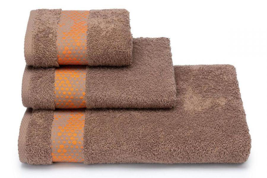 Полотенце махровое Element [коричневый]