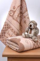 Полотенце махровое Teddy [в ассортименте]