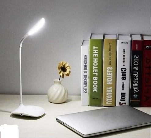 Гибкая настольная светодиодная лампа (606200)