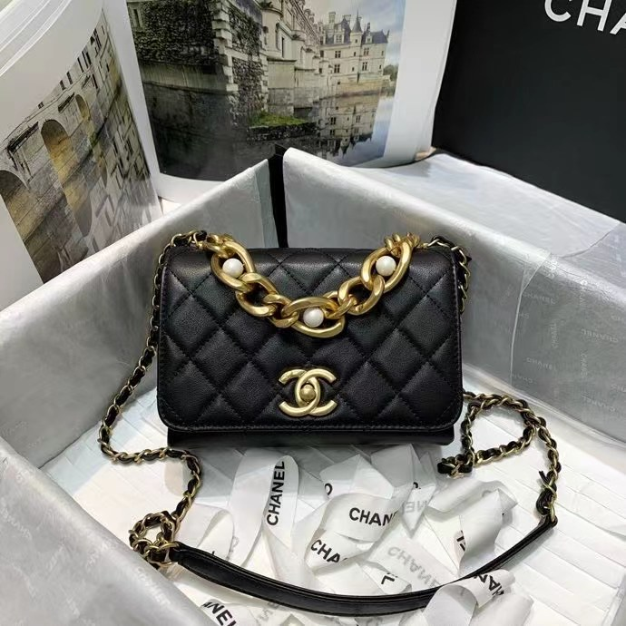 Chanel 18x12x8 cm