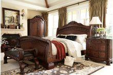 Кровать NORTH SHORE KING 195*205 Б/О