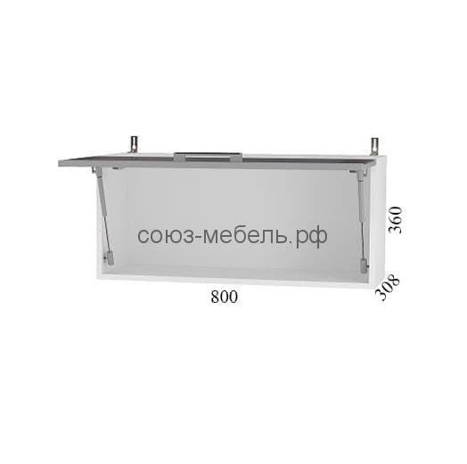 Шкаф ПГВ-80 Кухня Авенза