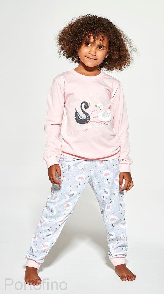 390-143 Пижама для девочек Cornette