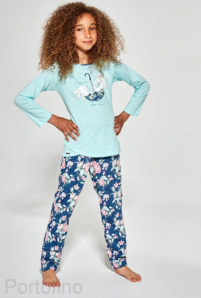 030-140 Пижама для девочек Cornette