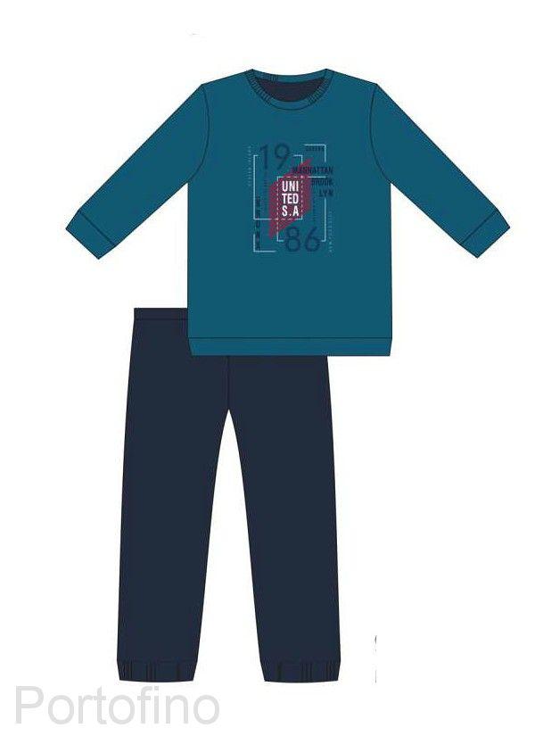 999-41 Пижама подростковая Cornette