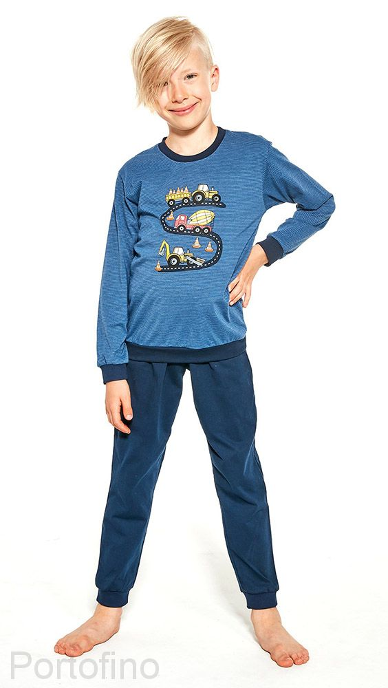 478-115 Пижама для мальчика Cornette