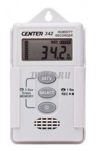 CENTER 342 Регистратор температуры