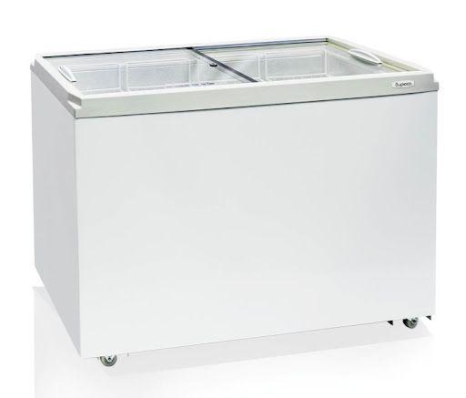 Морозильный ларь Бирюса 355ZQ Белый