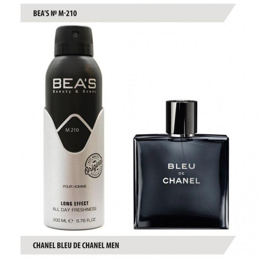 Дезодорант BEA'S M 210 - Chanel Bleu de Chanel For Men 200мл