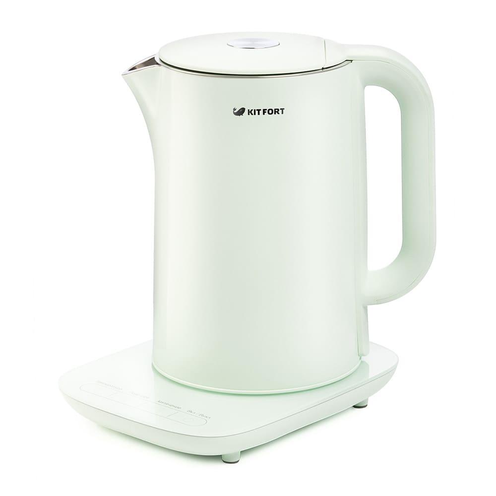 Чайник KitFort KT-629-2 мятный