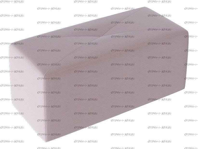 Пуф Тип 7 Велюр Светло-лиловый