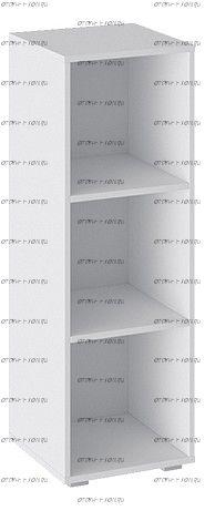 Стеллаж модульный Литл Тип 3 ( Белый)