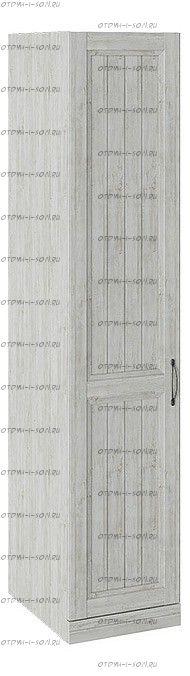 Шкаф для белья с 1 глухой дверью левый Кантри СМ-308.07.010L Винтерберг
