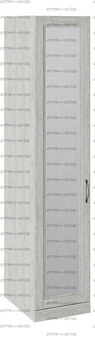 Шкаф для белья с 1 зеркальной дверью Кантри СМ-308.07.011 Винтерберг