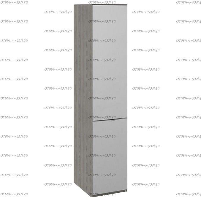 Шкаф для белья с 1 зеркальной дверью Либерти СМ-297.07.012 Хадсон
