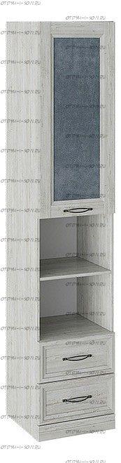 Шкаф комбинированный Кантри ТД-308.07.20 (з) Замша синяя/Винтерберг