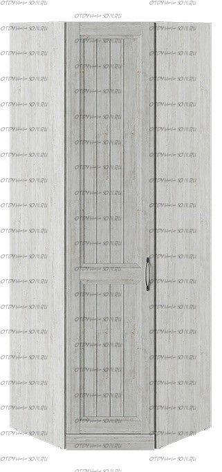 Шкаф угловой с 1 глухой дверью левый Кантри СМ-308.07.230L Винтерберг