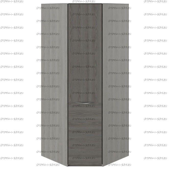 Шкаф угловой с 1 дверью Либерти СМ-297.07.031 Хадсон
